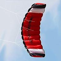 Goldyqin 1,8 m de línea Doble Kitesurf paracaídas Suave Parafoil Vela Kite Surf de
