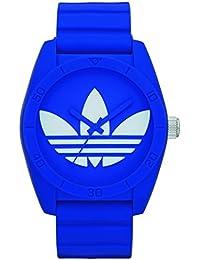 5078c8c10966f adidas Santiago adh6169 Reloj Hombre Reloj Caucho plástico 5 ...