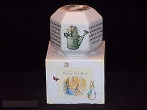 Wedgwood - Peter Rabbit Original, Hexagonal Moneybox