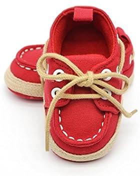 Omiky® Art und Weise Baby-Säuglingskind-Jungen-Mädchen-weiche alleinige Turnschuh-Kleinkind-Schuhe