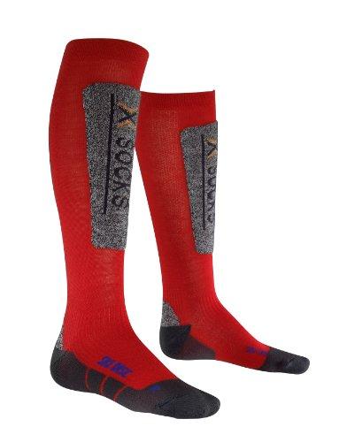 X-Socks X - Socks Ski Discovery - Calcetines infantil, tamaño 31 -...