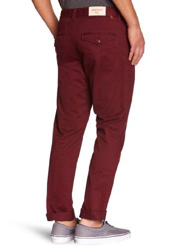 Farah - Pantalon - Homme Rouge (Bordeaux)