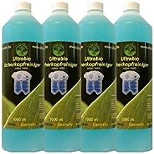 4litros de recarga líquido Compatible con Braun Clean Renew Loción Limpiadora estación Rasage CCR3CCR–Líquido afeitadora