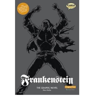 Frankenstein : the graphic novel : original text
