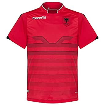 Albanien Home Trikot – BOYS 2016 2017