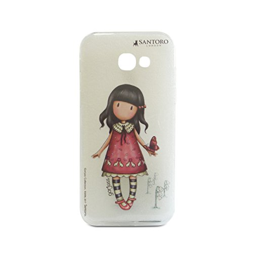 Gorjuss GJFM022 - Time to Fly Funda TPU Samsung Galaxy