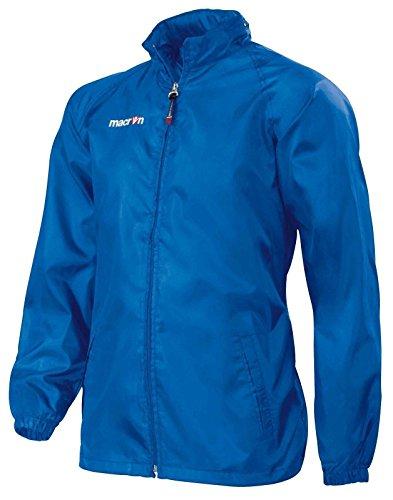 k-way-antivento-con-zip-impermeabile-uomo-macron-atlantic-giacca-leggera-colore-blu-royal-taglia-xl