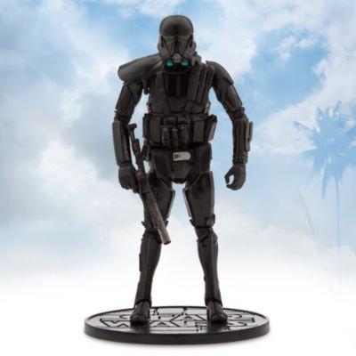 Imperial Death Trooper Série Elite, Die-Cast Figure, Rogue One: Une