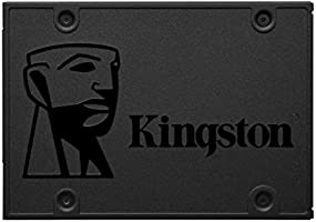 "Kingston A400 SSD SA400S37/240G  -  Disco duro sólido interno 2.5"" SATA  240GB"