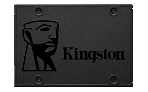 Kingston SA400S37/120GB Solid-State-Drive (2.5 Zoll, SATA 3) schwarz