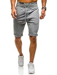 BOLF – Pantalons de sport – Pantalons courts – Homme
