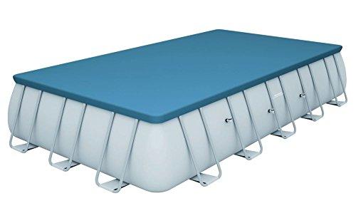 Bestway Telo copertura copri per piscina rettangolare 671 x 366 x 132 cm