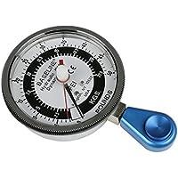 Reloj medidor digital hidráulico
