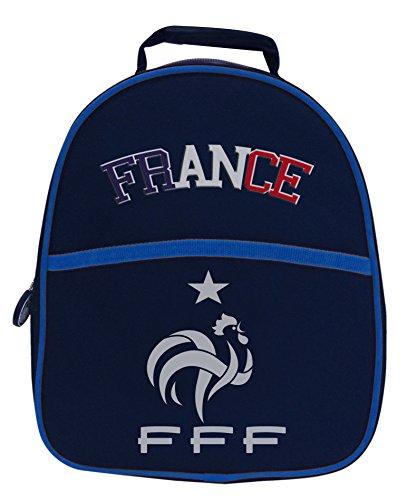 Blau Bleu FFF Fédération Française de Football Fffgcaback Rucksack 37 cm