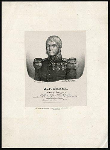 antique-print-portrait-adriaan-frans-meijer-lieutenant-general-van-den-eynde-desguerrois-1833