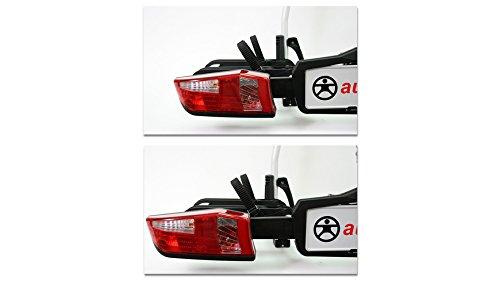 Uebler 15760 Anhängerkupplungsträger X21-S für 2 Fahrräder - 8
