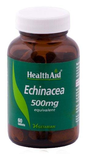 HealthAid Echinacea 500mg - 60 Tablets