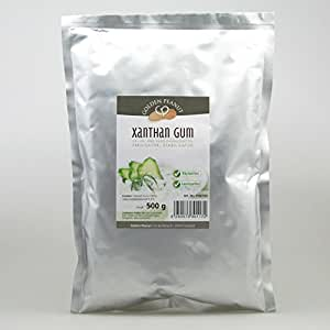 Xanthan Gum E 415 500 g Beutel