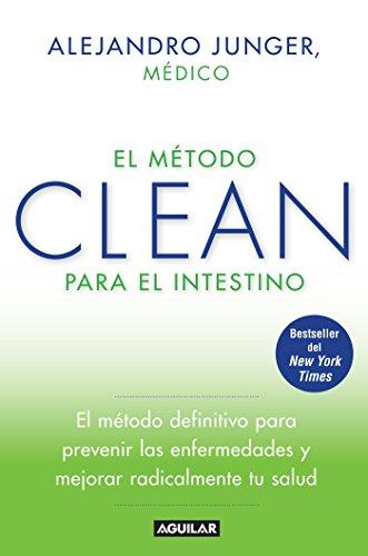El M todo Clean Para El Intestino / Clean Gut Cover Image