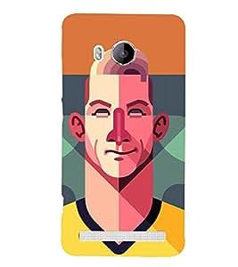 Print Masti Designer Back Case Cover for Vivo Xshot :: Vivo X Shot (Style Pattern Design Wallpaper)