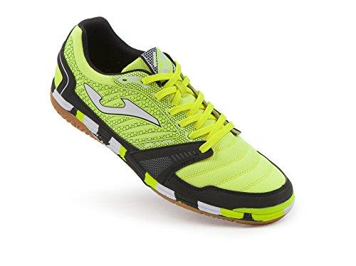 Joma , Chaussures pour homme spécial foot en salle - Flúor-Negro