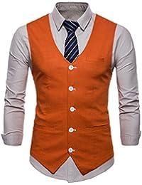 Amazon.it  Arancione - Abiti e giacche   Uomo  Abbigliamento ff1ddc8a3e9