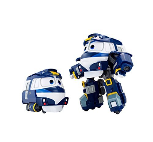Korean Animation Robot Train Transformer Train Robot character Kay Toy Kids Children