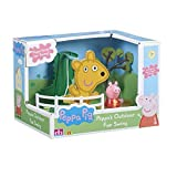 Outdoor Fun swing Playset di Peppa Pig Peppa Peppa Con Figura