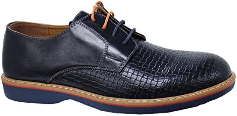 AK collezioni   Herren Sneaker blau dunkelblau 40