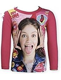 Soy Luna - Camiseta de Manga Larga - para niña