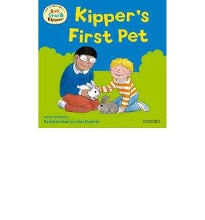 Kipper's first pet