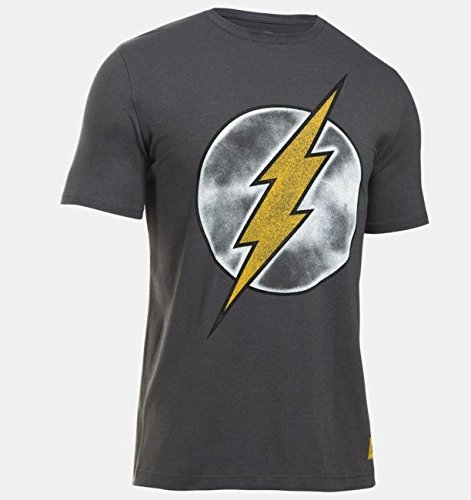 Retro Flash S/S T-Shirt - size S (Armour Flash-under)