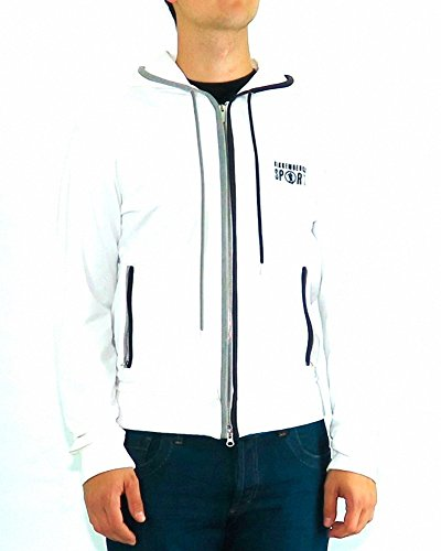 bikkembergs-sweat-zipped-dirk-bikkembergs-two-stripe-l-blanco