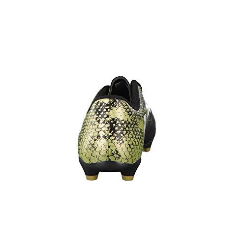 adidas Herren X 16.3 Fg Leather Fußballschuhe Schwarz (Negbas / Ftwbla / DORMET)