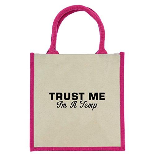 trust-me-i-m-a-temp-en-negro-impresion-midi-bolsa-de-la-compra-de-yute-con-mangos-de-color-rosa-y-ad