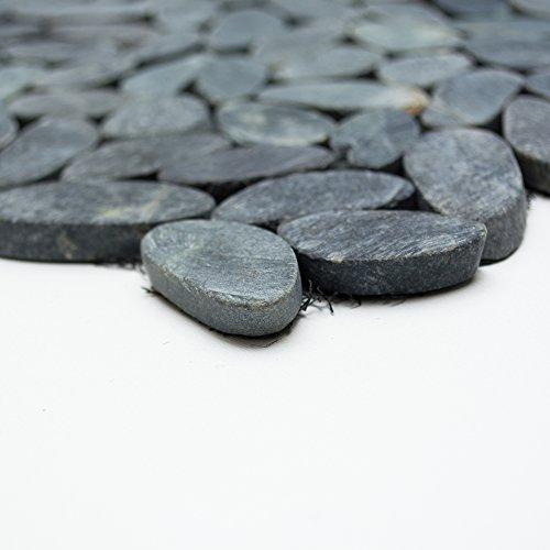 piastrelle-mosaico-mosaico-piastrelle-bagno-ciottoli-nero-taglio-naturale-pietra-9-mm-429