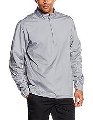 Ashworth 2015rendimiento viento media cremallera térmica suéter para hombre Golf Jersey