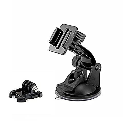 SHOOT Support ventouse pour GoPro Hero 5 4 3+ 3