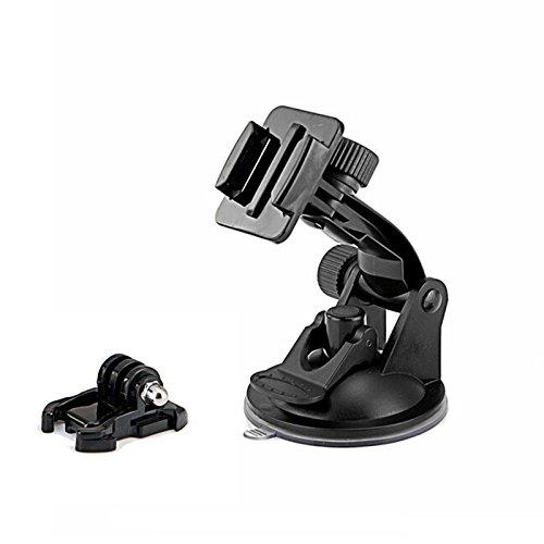 SHOOT Parabrezza Ventosa per GoPro Hero 5 4 3+ 3