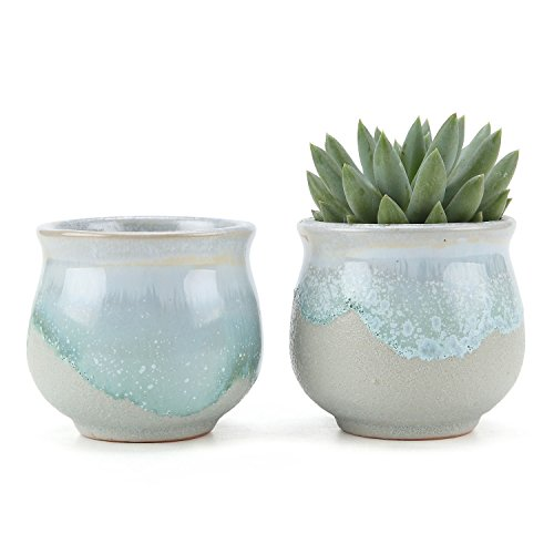 t4u-65cm-ceramic-flowing-glaze-solid-gray-base-serial-open-mouth-shape-sucuulent-plant-pot-cactus-pl