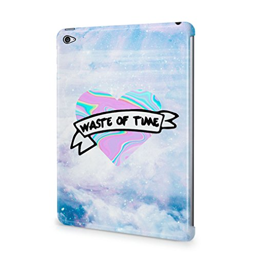 waste-of-time-holographic-tie-dye-heart-stars-space-apple-ipad-mini-4-snapon-hard-plastic-tablet-pro