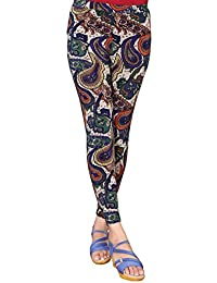 1 Stop Fashion Women's Stretchable Leggings/Jeggings With Digital Print