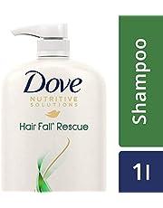 Dove Hair fall Rescue Shampoo, 1 ltr
