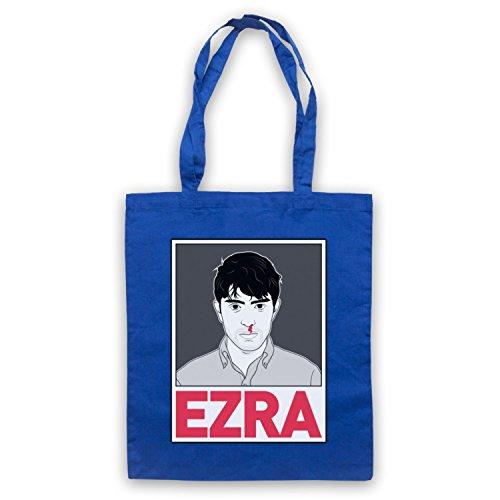 Ispirato Da Ezra Furman Illustrazione Non Ufficiale Del Capo Tasche Blu
