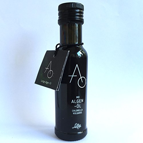 Lüttge Bio Algen-Öl - Algenöl, Chlorella, Omega-3, Bio, vegan