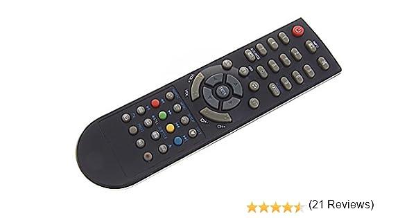 Télécommande de remplacement pour TV Grandin LD28CGB107S LD39GC21 LD32C14: Amazon.fr: High-tech