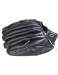 Lazy Puppy Noir Baseball Gants pour gants de baseball Softball Gants pour enfants et adultes