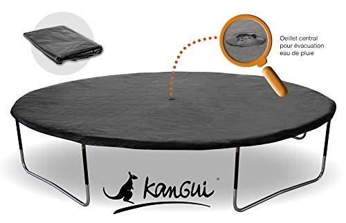 Kangui - Schutzplane für Trampoline Ø360 - Mit allen Trampolin-Marken kompatibel