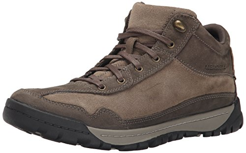 Merrell Traveler Field Md,  Herren High-Top Sneaker Grau