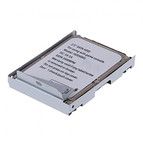 CAIILOO 250GB Super Dünne Festplatte Festplatte mit Halter Halterung für Sony Playstation 3 PS3 CEXH-400X Series (250g Serie)